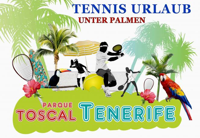 Tennis vacation in PARQUE TOSCAL